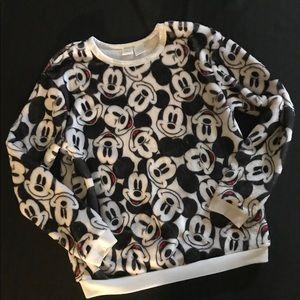 Mickey Mouse Ultra Soft Sweatshirt